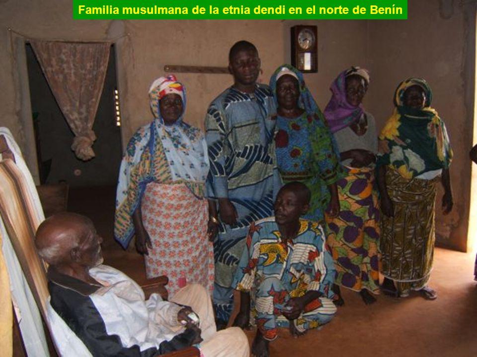 Audiencia real en Ketou