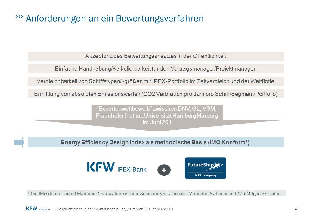 5Energieeffizienz in der Schiffsfinanzierung / Bremen 1.