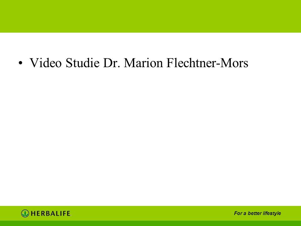 Video Studie Dr. Marion Flechtner-Mors