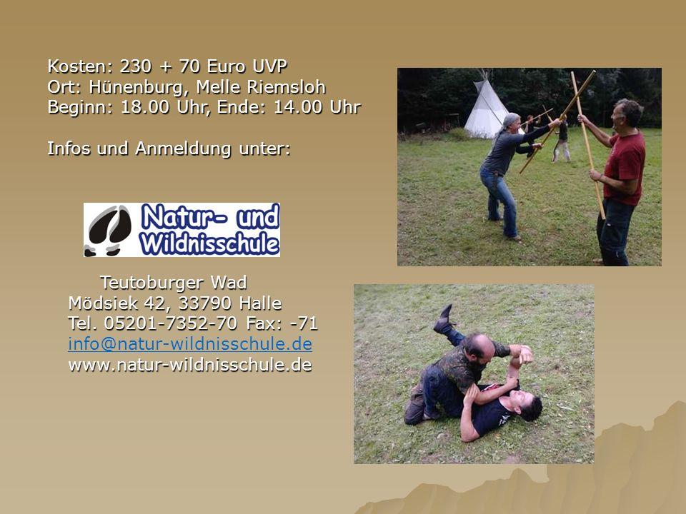Teutoburger Wad Mödsiek 42, 33790 Halle Tel. 05201-7352-70 Fax: -71 Tel.