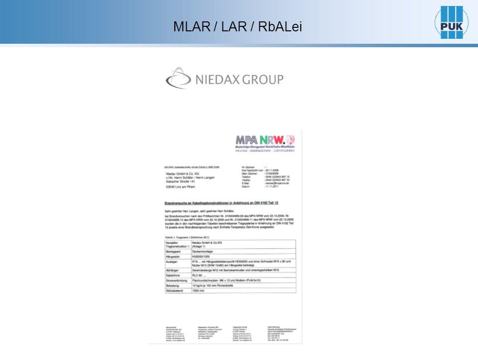 MLAR / LAR / RbALei