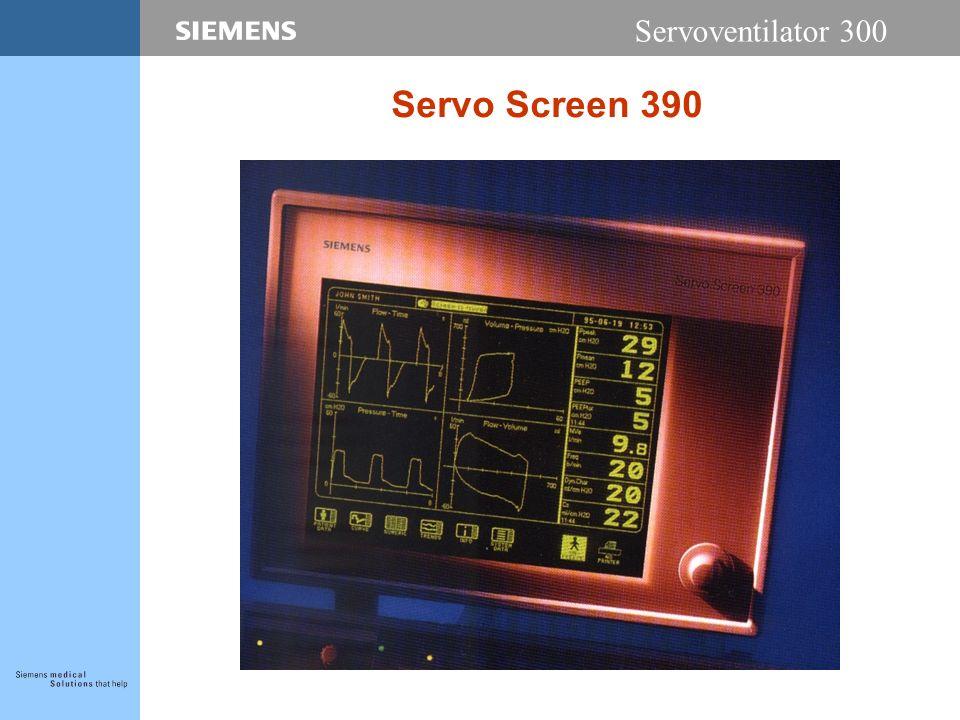 Servoventilator 300 Servo Screen 390
