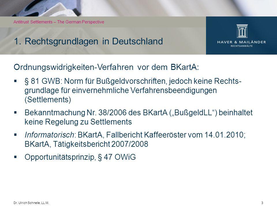 Dr.Ulrich Schnelle, LL.M.4 1.