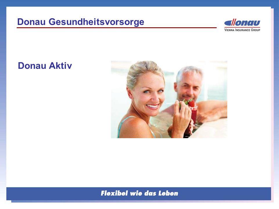 Donau Aktiv Donau Gesundheitsvorsorge