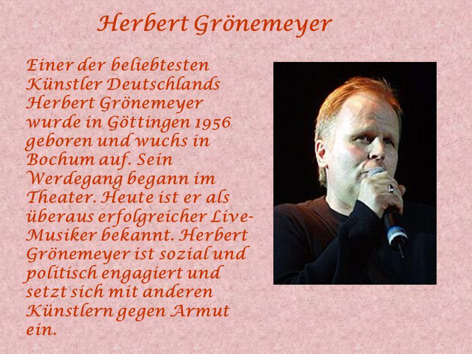 Deutschpop-Festival Präsentation von Sängern Herzlich Willkommen zum Herbert Grönemeyer Yvonne Catterfeld Torsten Riemann Philipp Poisel