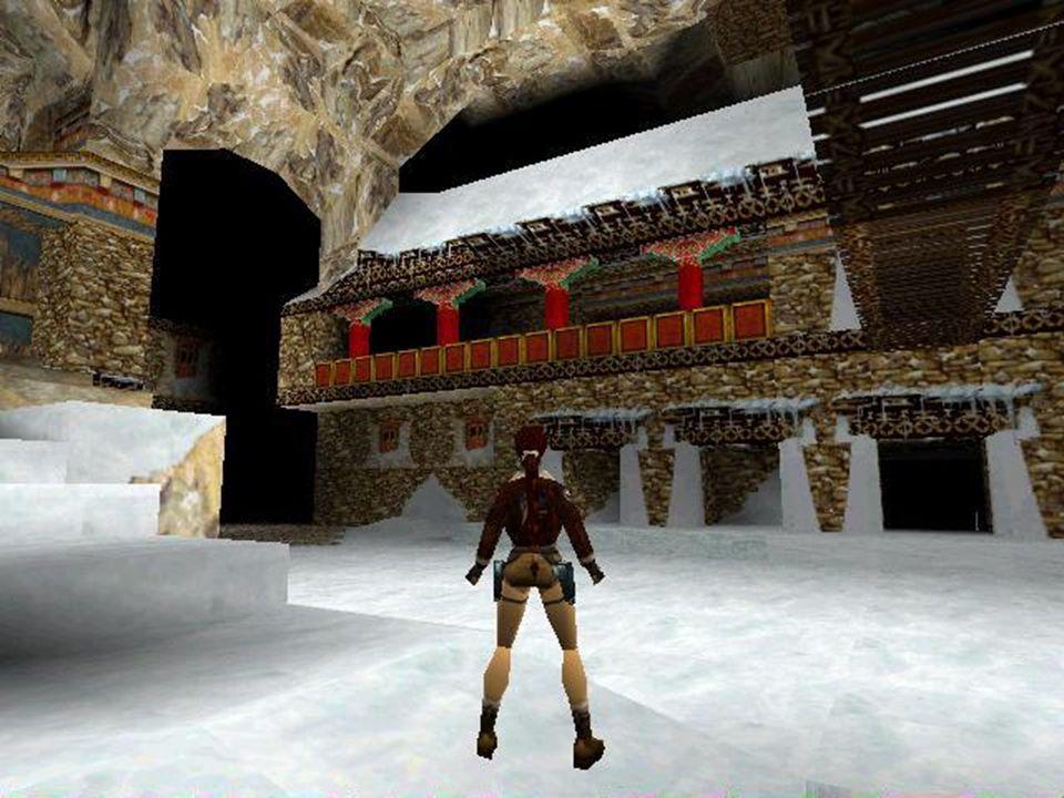Geschichte & Gegenwart 1996 Eidos Interactive Tomb Raider fiktiver Charakter Lara Croft Kultfigur Ego-Adventure Lösung der Gewaltfrage, aber Geschlechterfrage.