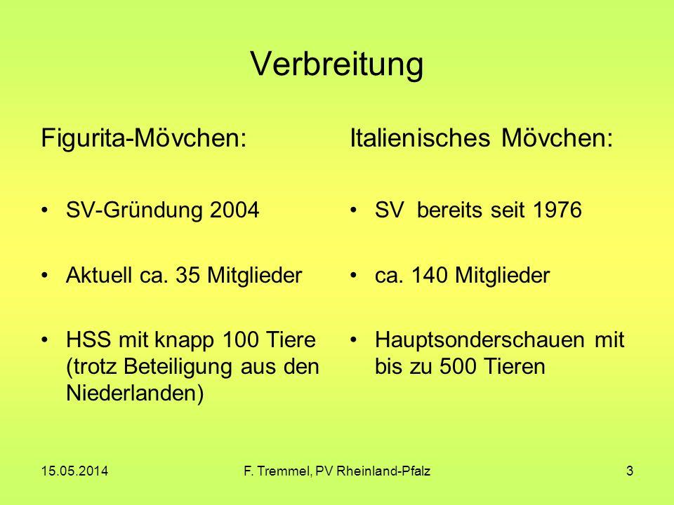 15.05.2014F. Tremmel, PV Rheinland-Pfalz24 Figurita-Mövchen