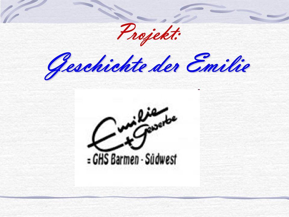 Geschichte der Emilie Projekt: Geschichte der Emilie