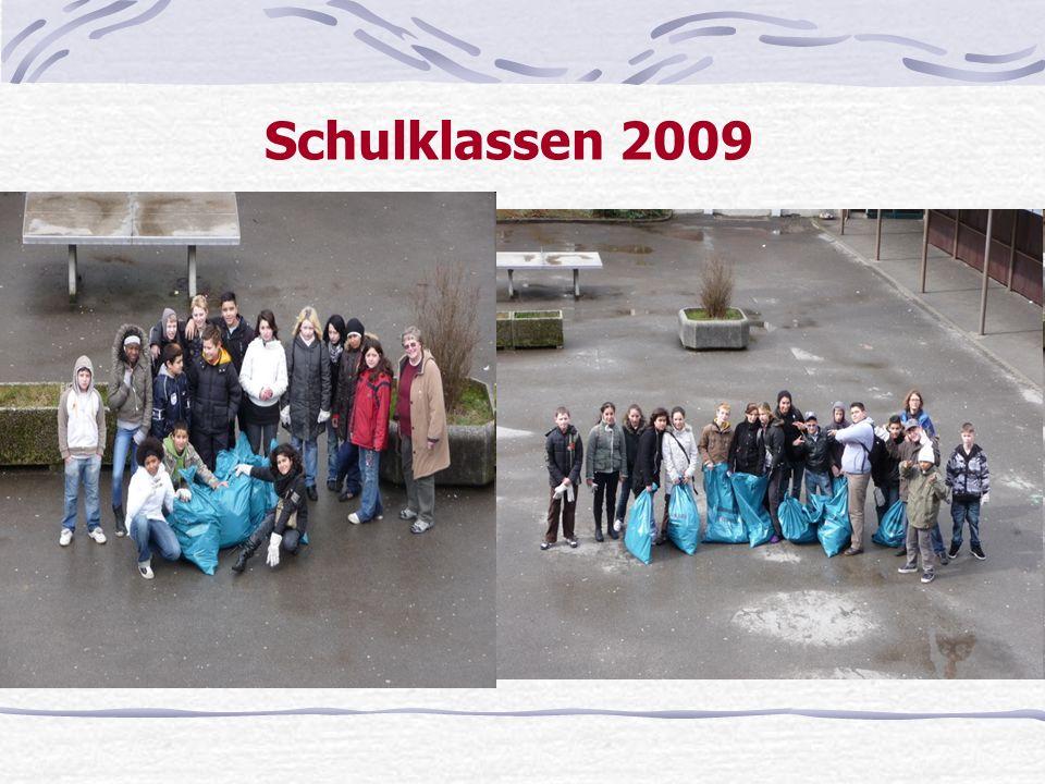 Schulklassen 2009