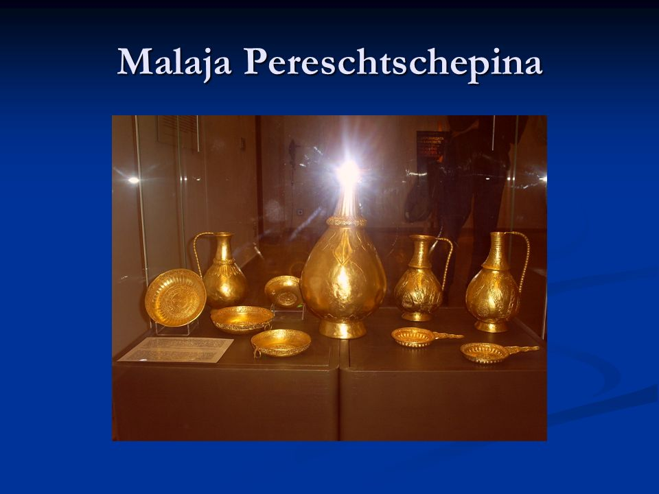 Malaja Pereschtschepina