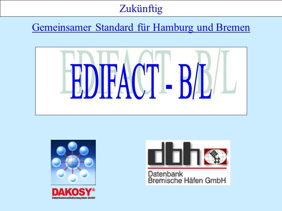 Zukünftig Gemeinsamer Standard für Hamburg und Bremen