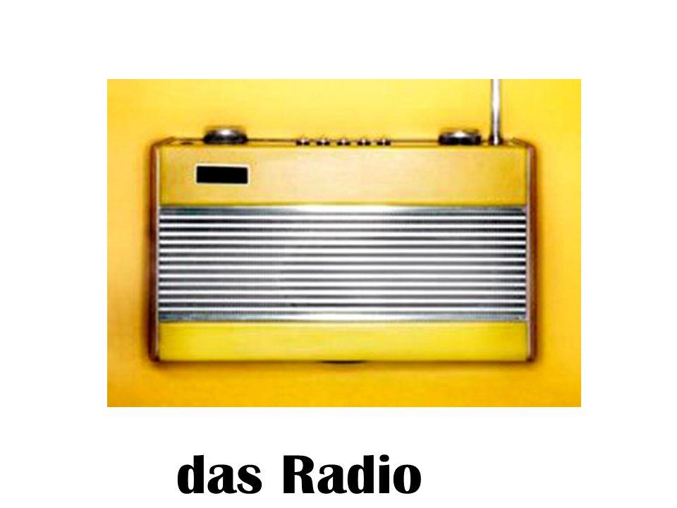 das Radio
