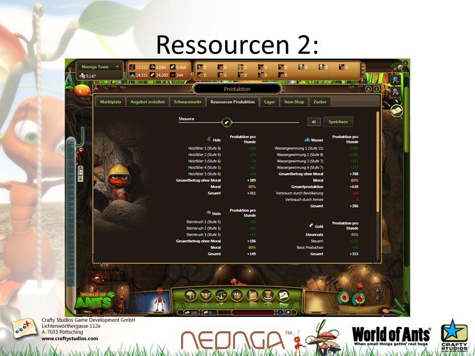 Ressourcen 2: