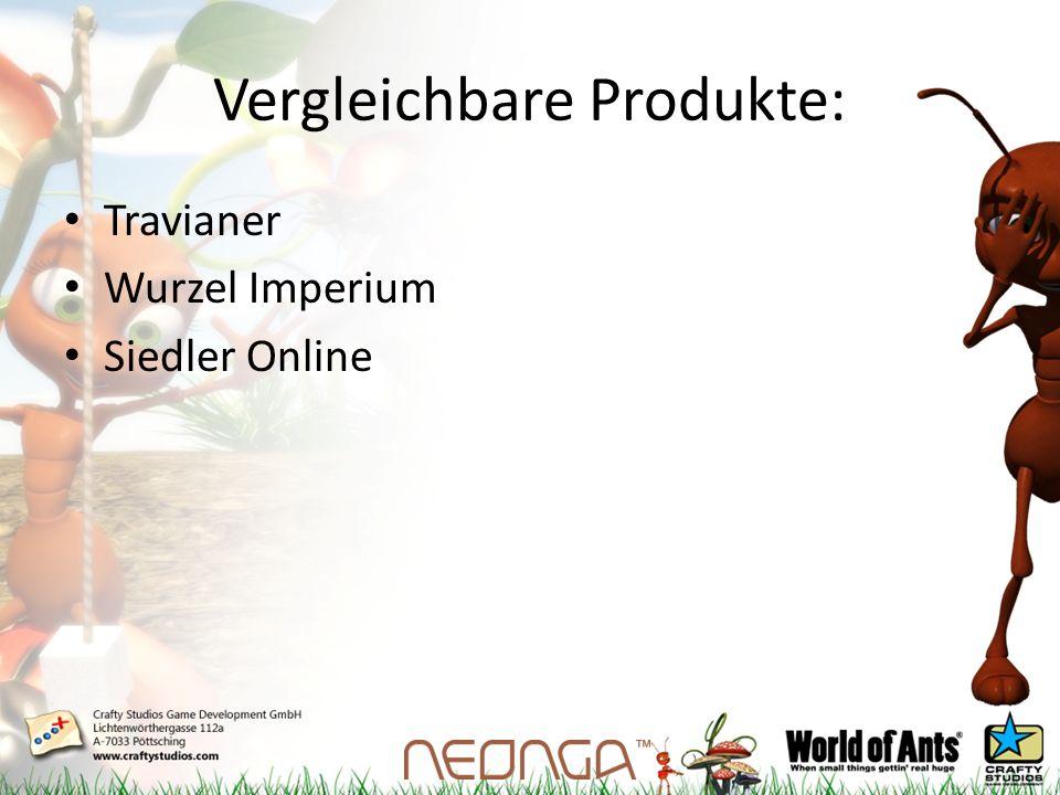 Vergleichbare Produkte: Travianer Wurzel Imperium Siedler Online
