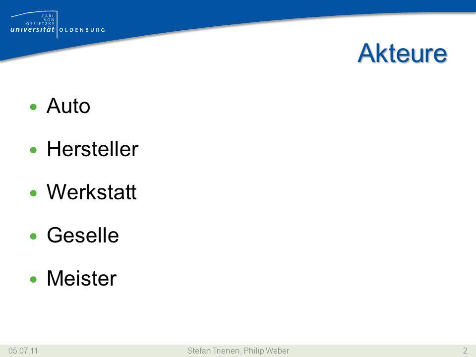 Risikoneubewertung 05.07.11Stefan Trienen, Philip Weber23