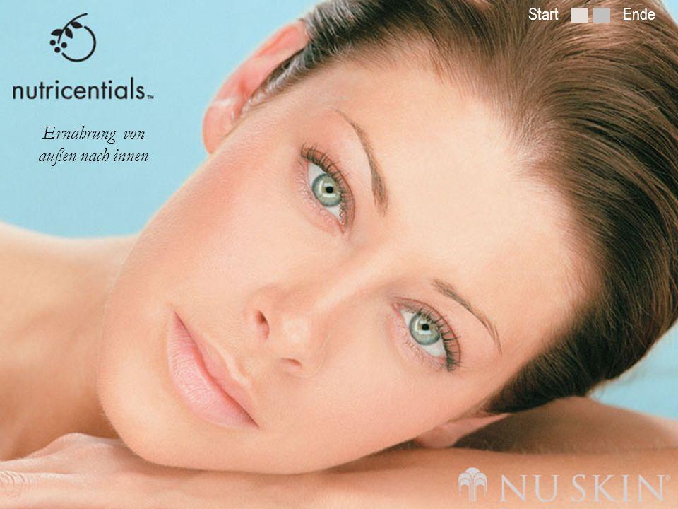 Nährstoffe von aussen Was macht Ihre Haut schön?tägliche Hautpflege mit nutricentials Entdecken Sie die Haut zurück zum Anfang Anwendung Bevor Sie Moisture Restore Day Lotion bzw.