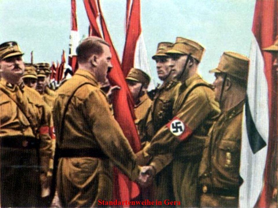 Der Führer spricht in Bochum