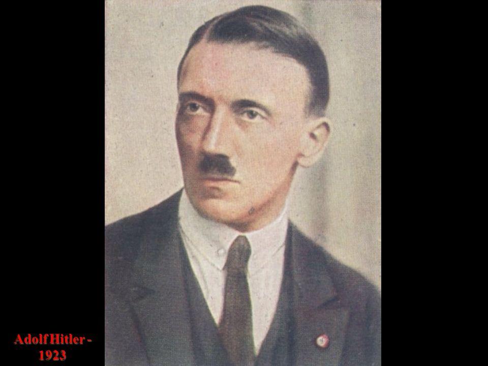 Der Front Soldat Adolf Hitler