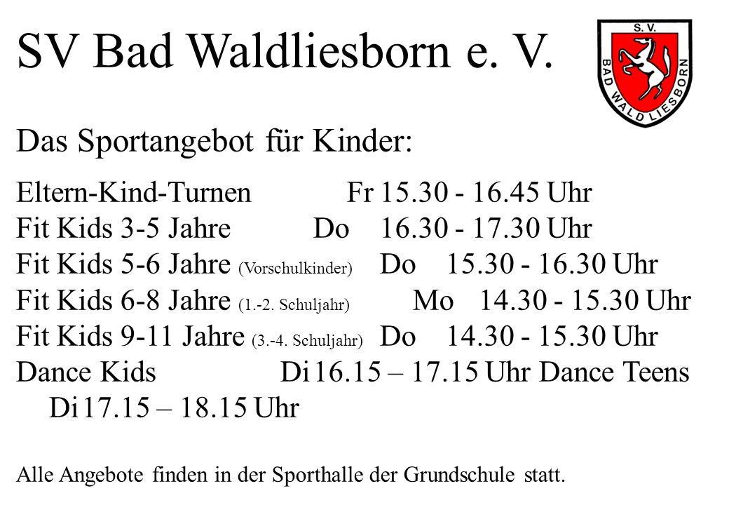 SV Bad Waldliesborn e.V.