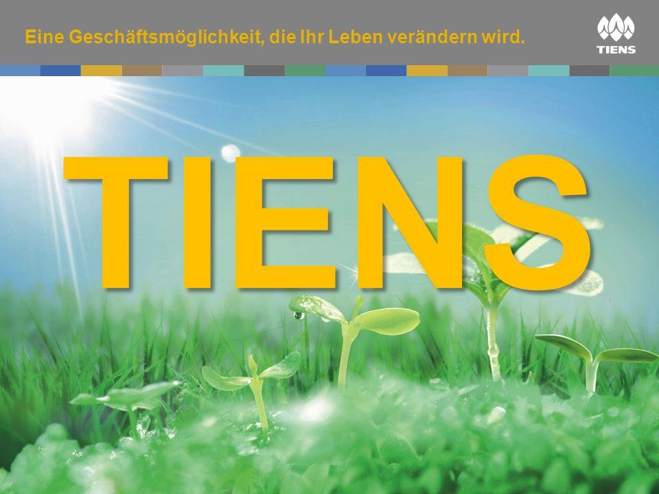 Weitere Unterstützung Schulungen / Weiterbildung / EventsTIENS Magazin & DVD Werbematerialien Produktinformationen