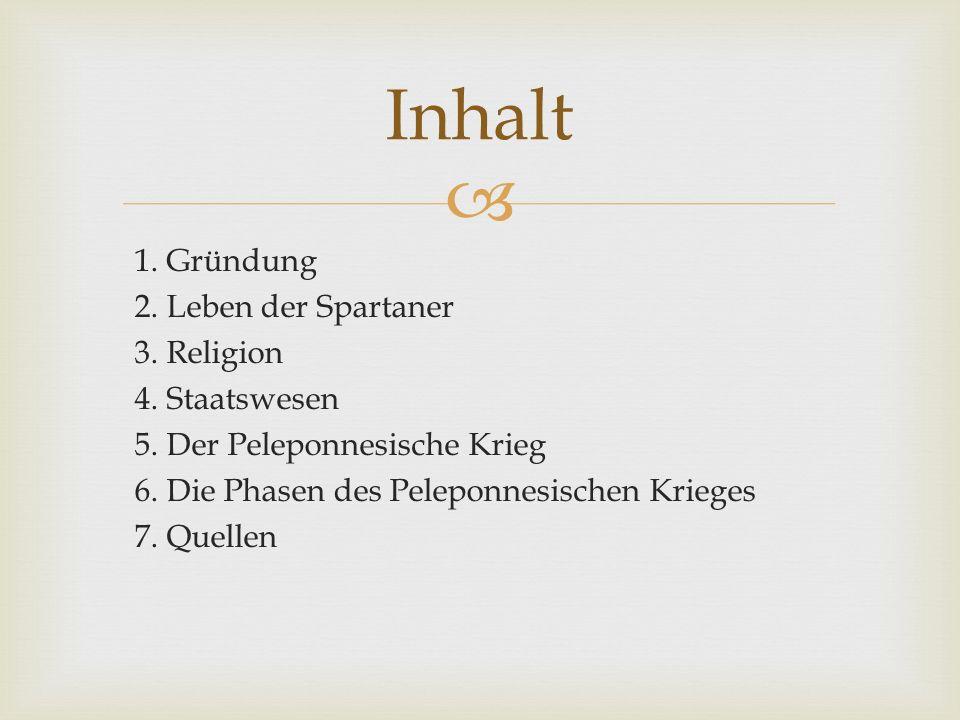 Gegründet im 10.Jahrhundert (um 900 v-Chr.) von den Dorern.