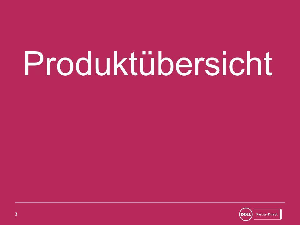 33 Produktübersicht