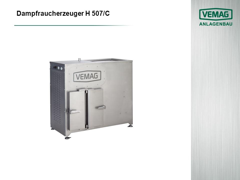 Dampfraucherzeuger H 507/C – Warum.