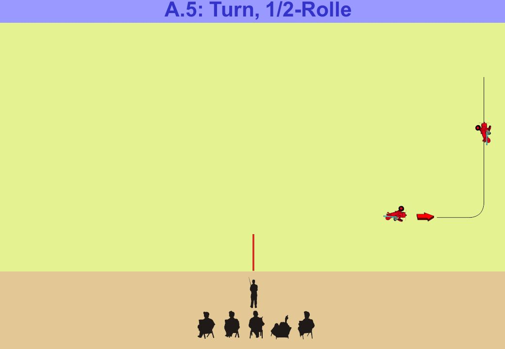 A.5: Turn, 1/2-Rolle