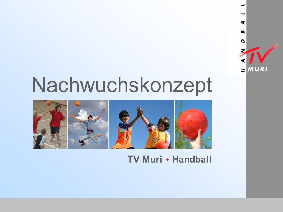 Nachwuchskonzept TV Muri Handball