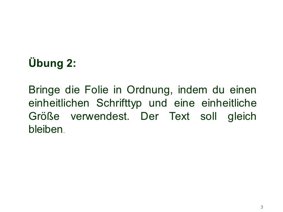 4 2.Stolperstein – Schrift und Größe Was steht das eigentlich.