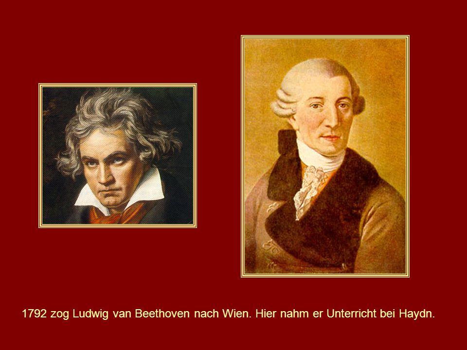 Dieses Porträt von Joseph Haydn stammt aus dem Buch
