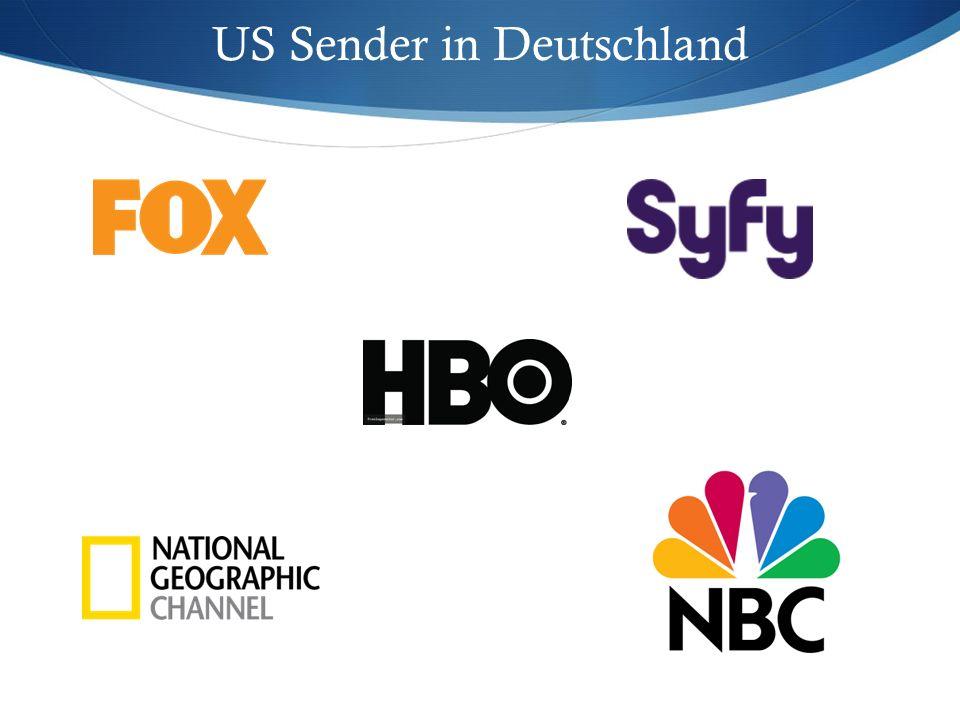 US Sender in Deutschland