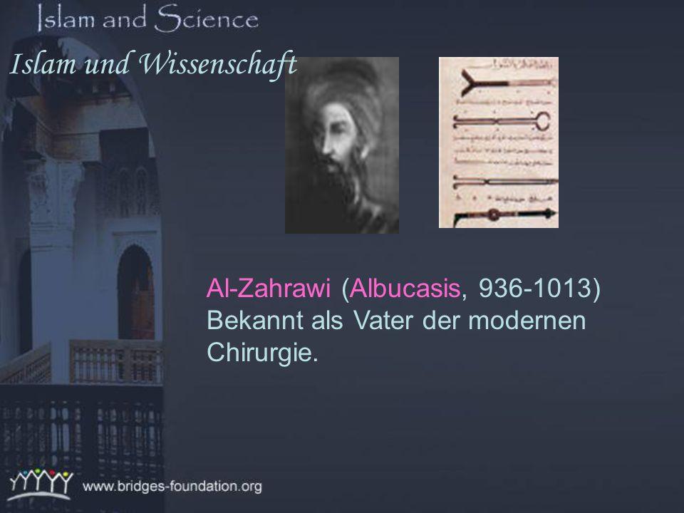 Ibn Sina (Avicenna, 981-1037) Ein bekannter Physiker. Er schrieb Der Kanon der Medizin & Das Buch der Heilung. Seine Werke galten als Standardwerke un