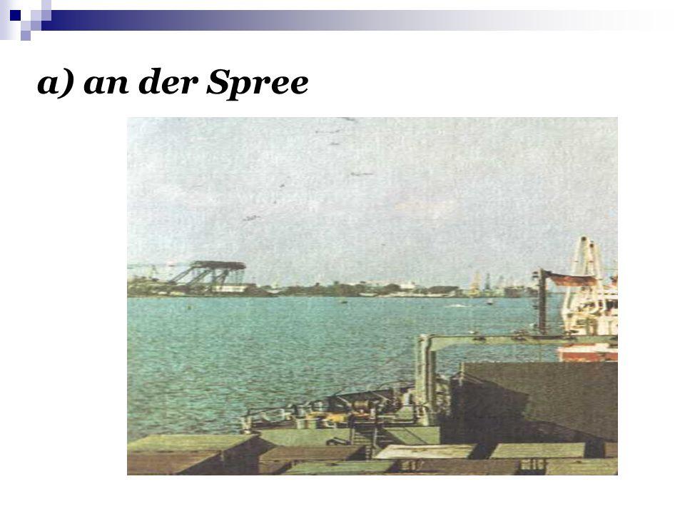 5. Wie heißt das größte Bundesland in der BRD? а) Saarland b) Sachsen c) Bayern