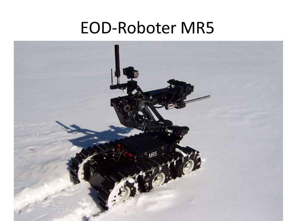EOD-Roboter MR5