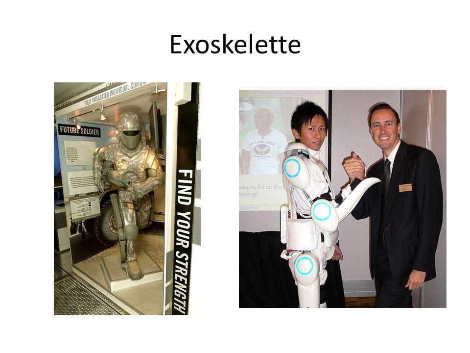 Exoskelette