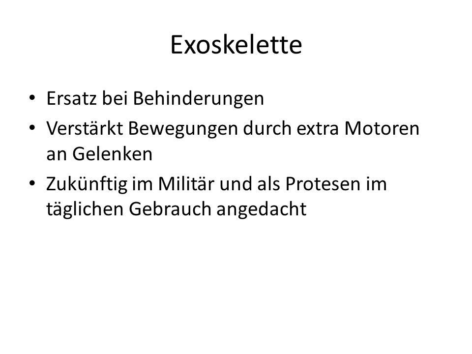 Beispiel: Electrolux – auto mower