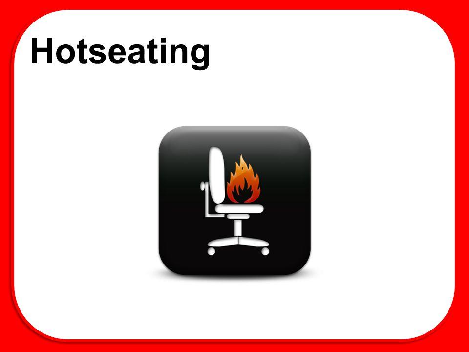 Hotseating