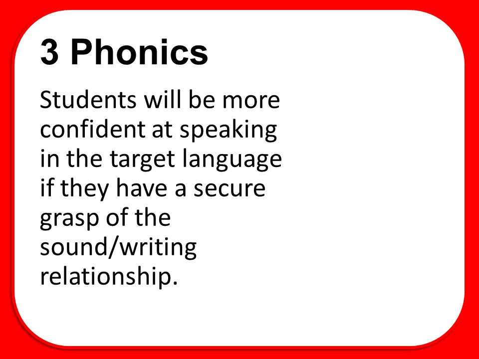 6 Spontaneity is planned.What is spontaneous for the students can be planned for by the teacher.