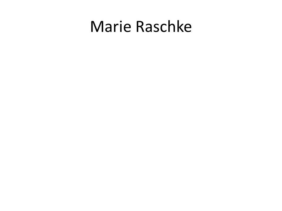 Marie Raschke