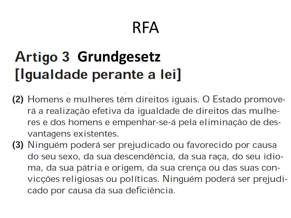 RFA Grundgesetz