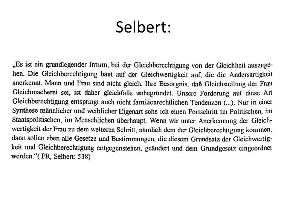 Selbert: