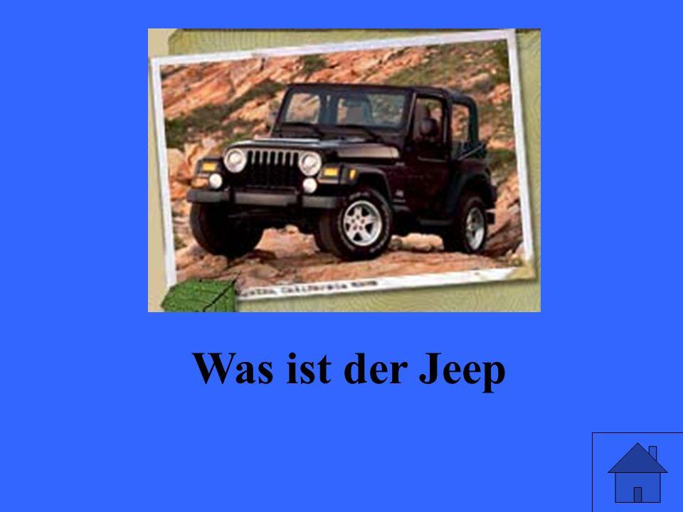 Was ist der Jeep