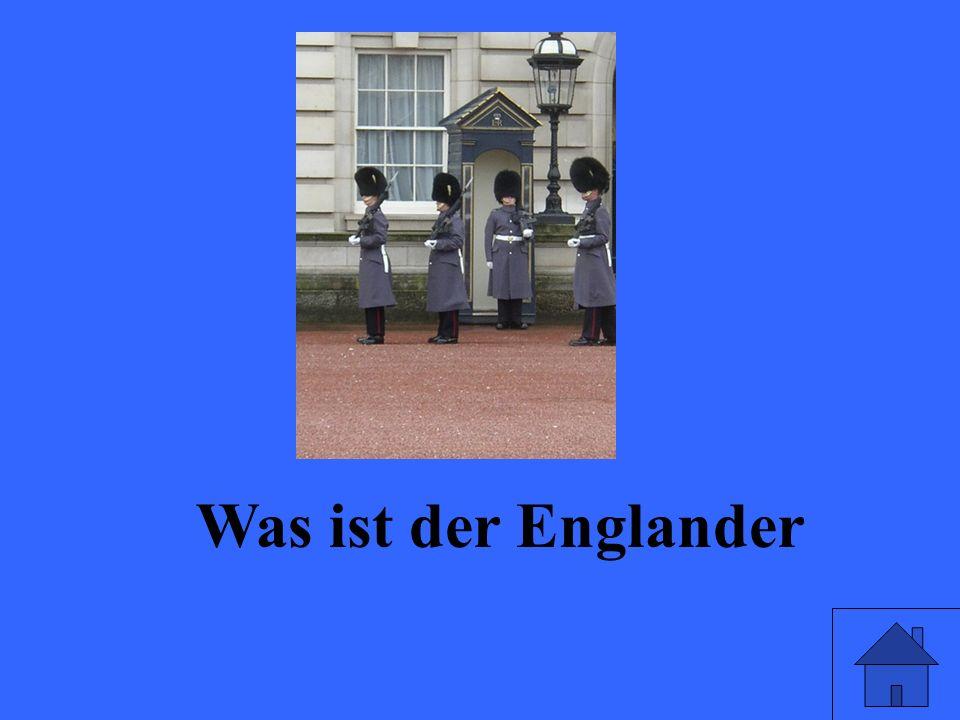 Was ist der Englander
