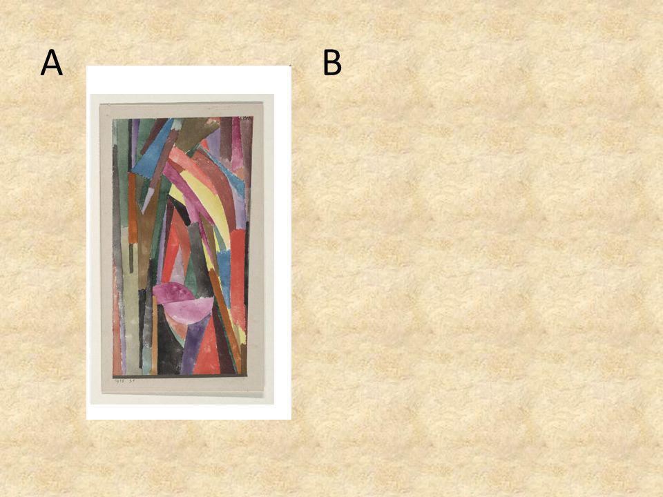 Nein, es ist von Picasso! Klee oder Ernst?
