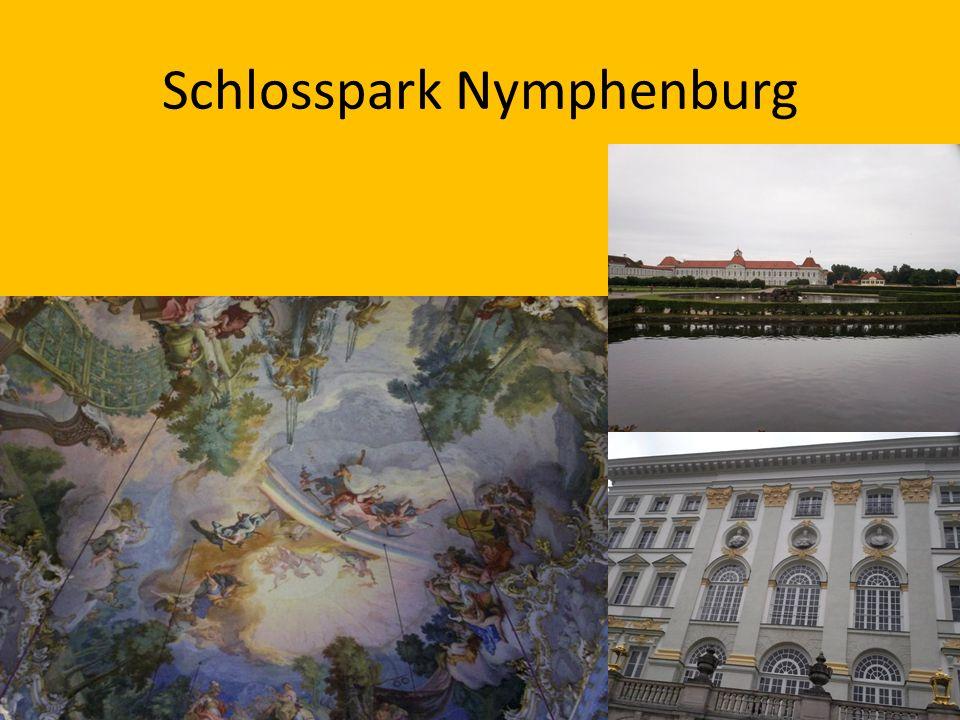 Schlosspark Nymphenburg