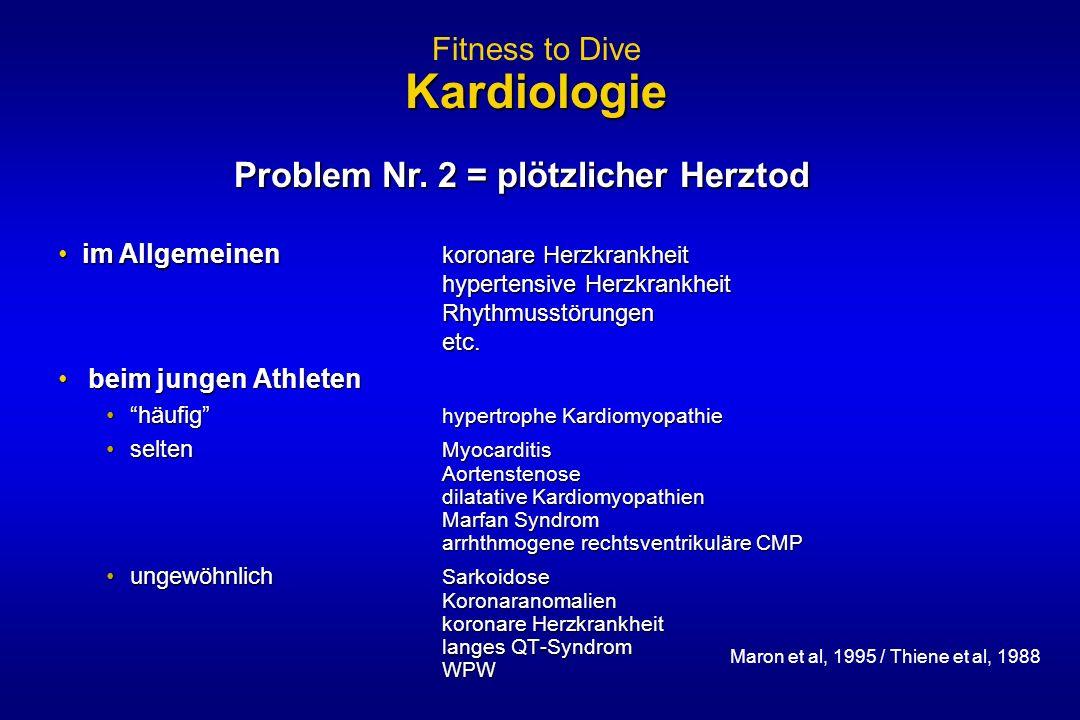beim jungen Athletenbeim jungen Athleten häufig hypertrophe Kardiomyopathiehäufig hypertrophe Kardiomyopathie selten Myocarditis Aortenstenose dilatat