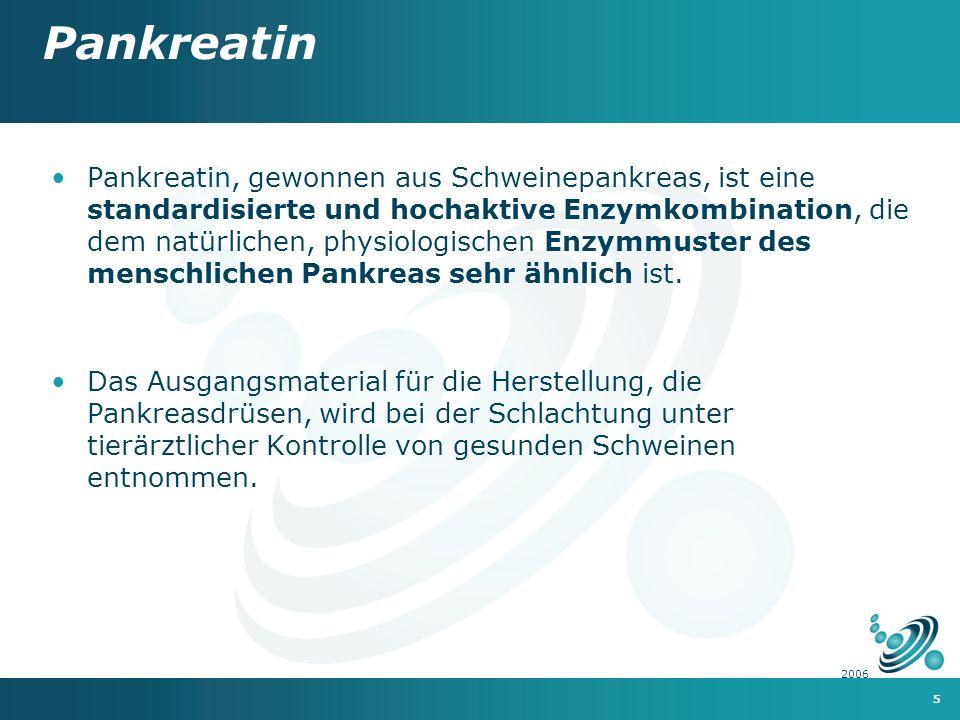 16 2006 Gibt es Unterschiede zwischen den polydispersen Präparaten.