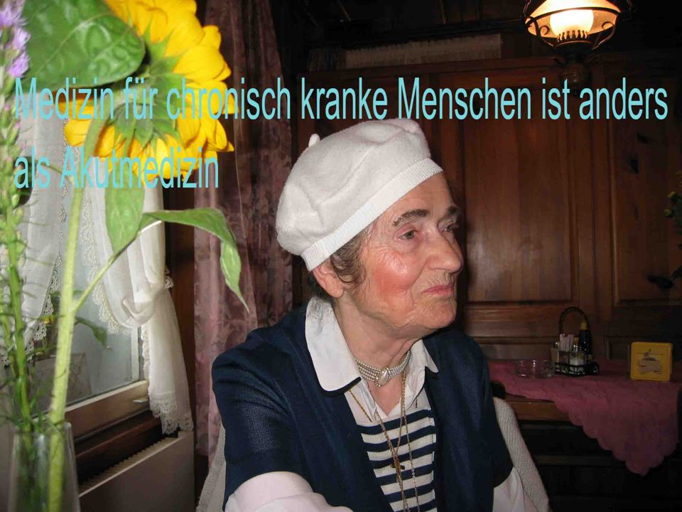 B.Finanzierung der Alterspflege in der Schweiz 4.
