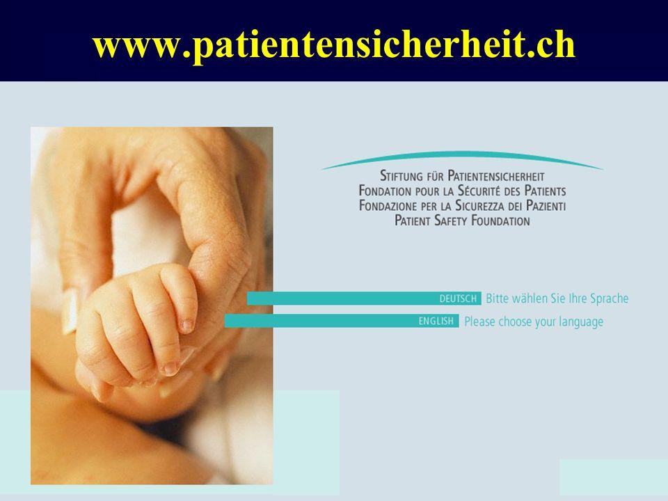 www.patientensicherheit.ch